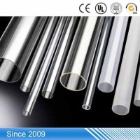 Ptpvc-001 Hard Pvc Tube Rigid Pvc Pipe 10mm Clear Pvc ...