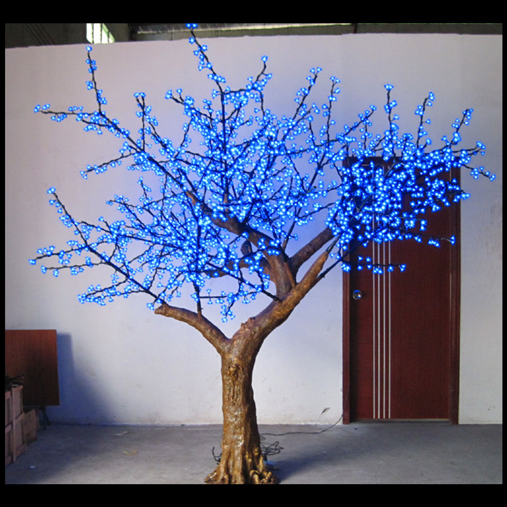 Led Light Cherry Blossom Tree