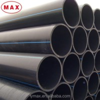 Diameter 10 Inch Hdpe Pipe /pe100 Grade Flexible Drain ...