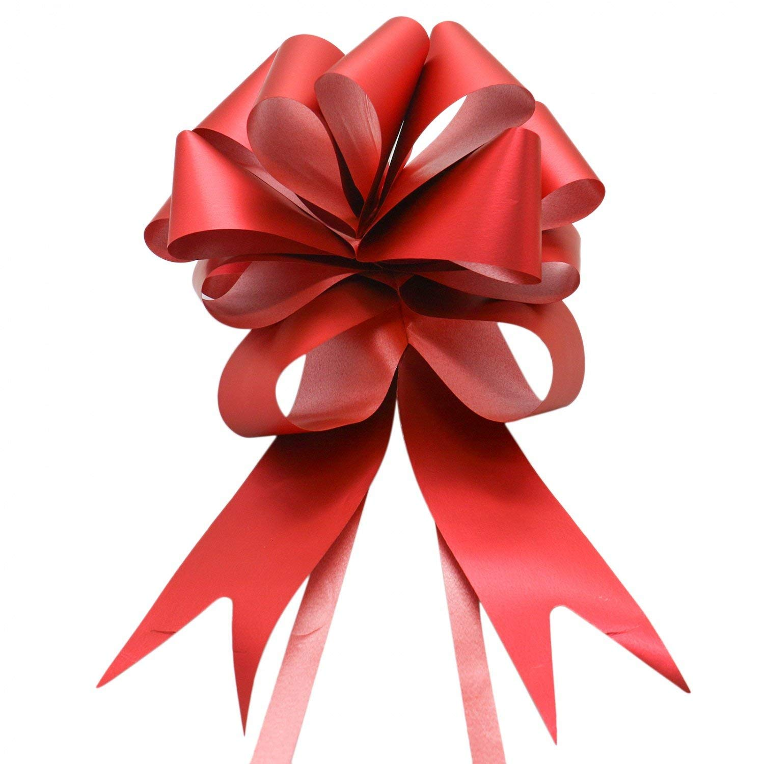 cheap red bow for