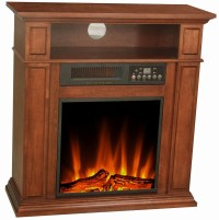 2015 Hot Sale Decorative 2 Sided Electric Fireplace With ...