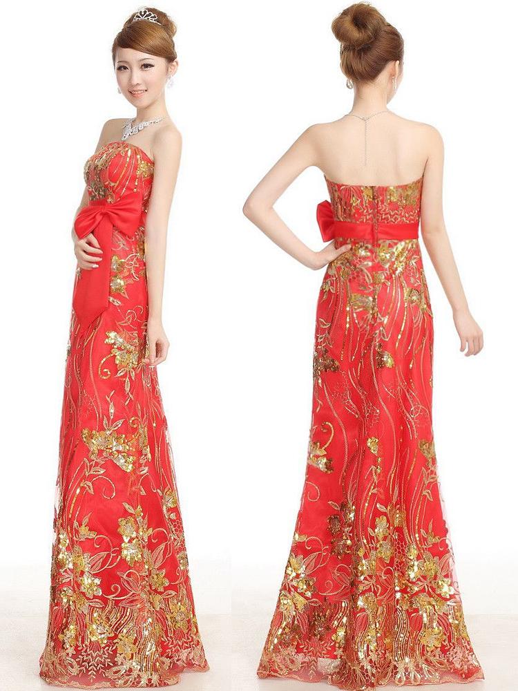 Lace Ladies Evening Dress African Kitenge Designs Dresses