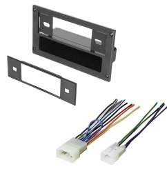 get quotations scion 2004 2006 xa car stereo radio dash installation mounting kit w cheap wiring harness  [ 1000 x 1000 Pixel ]