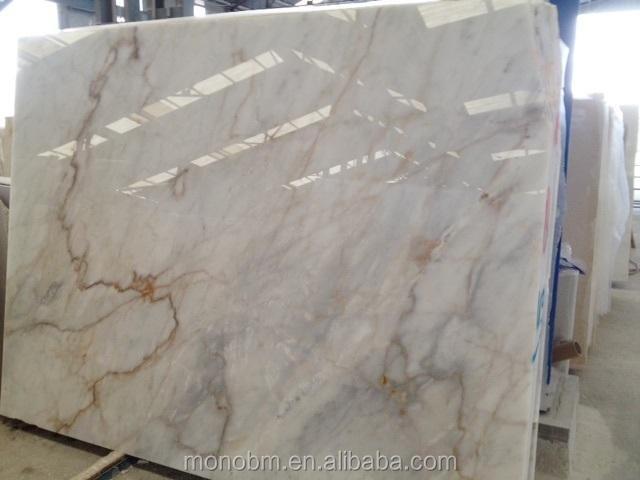 Italy Calcutta Gold Calacatta White Marble Slab Calacatta