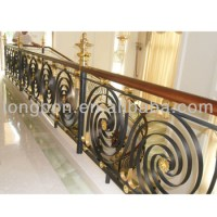 Top-selling Modern Wrought Iron Balcony Railings Designs ...