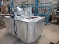 Vertical Type Galvanizing Electric Furnace - Buy Electric ...