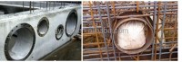 Rigid Steel Wall Sleeves Puddle Flange For Water System ...