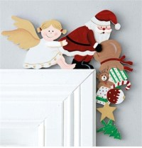 Christmas Decorations For Door Frames | Psoriasisguru.com