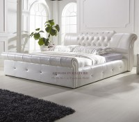 Vintage Gothic Beds Modern Furniture Bed - Buy Twin ...