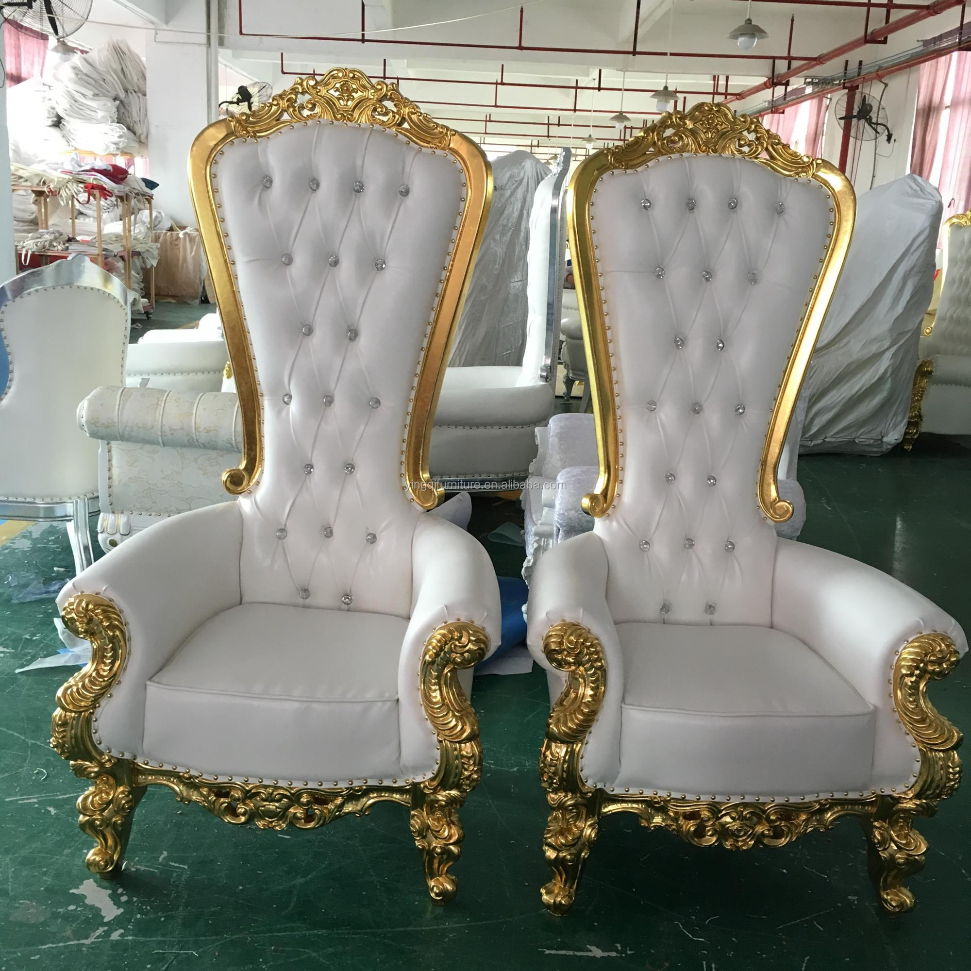 wedding bride and groom chairs wood desk chair on wheels baroque buy