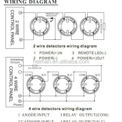 4 Wire Photoelectric Smoke Detector Dodge Trailer Wiring Diagram 6 Pin En54 Listed 2 Or Symbol Buy