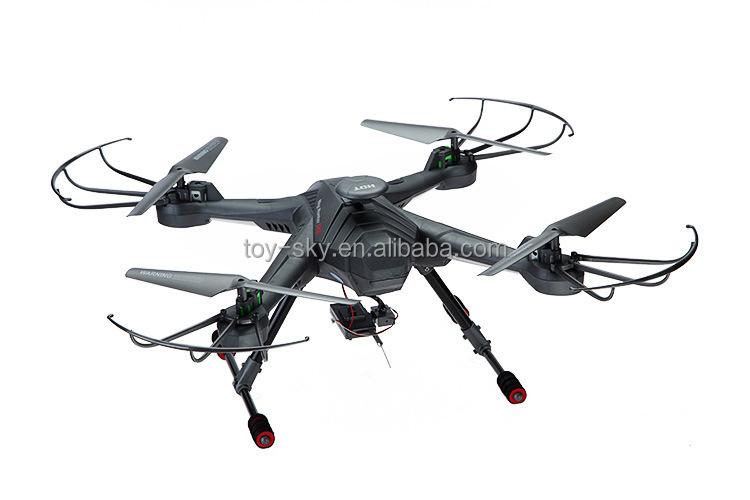 Headless Mode 2.4g 4ch 200m Long Range Control Drone Fpv