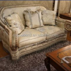 Latest Design Of Sofa Set In Karachi Comfortable Bed Perth 10055 Neo-classic High-end Italy Living Room Wooden ...