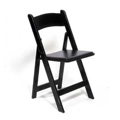 White Folding Chair Cheap Table And Sets Wimbledon Wedding View Swii
