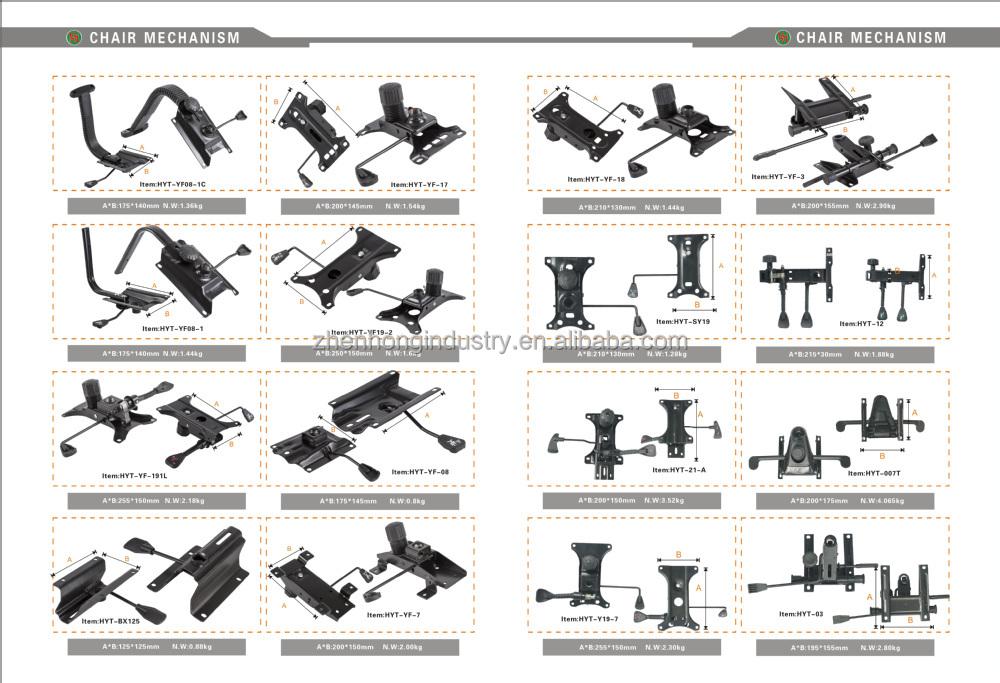 Chair Tilt Mechanism Push Back Chair Mechanism Size 200