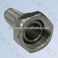 Ss Hydraulic Swaged Standard Hose Fitting - Buy Ss ...
