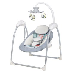 Baby Chair Rocker Animal Bean Bag Chairs Swing Swinging Bouncer Infant Bed Folding Moses Basket Cribs With Musical