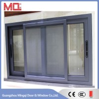 2017 Latest Design Modern Windows,Aluminum Sliding Glass ...