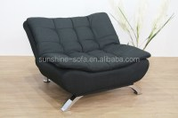 Single Sofa Sleeper Chair Minimalist Single Sofa Bed Chair ...