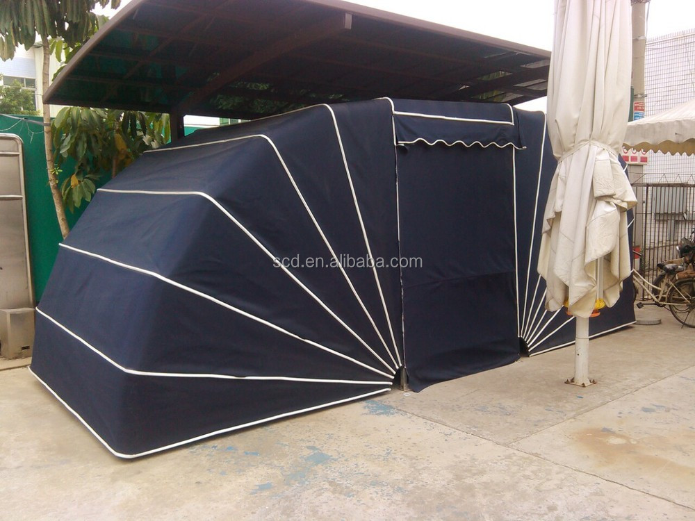 Special Customized High Quality Garage TentDustproof Push