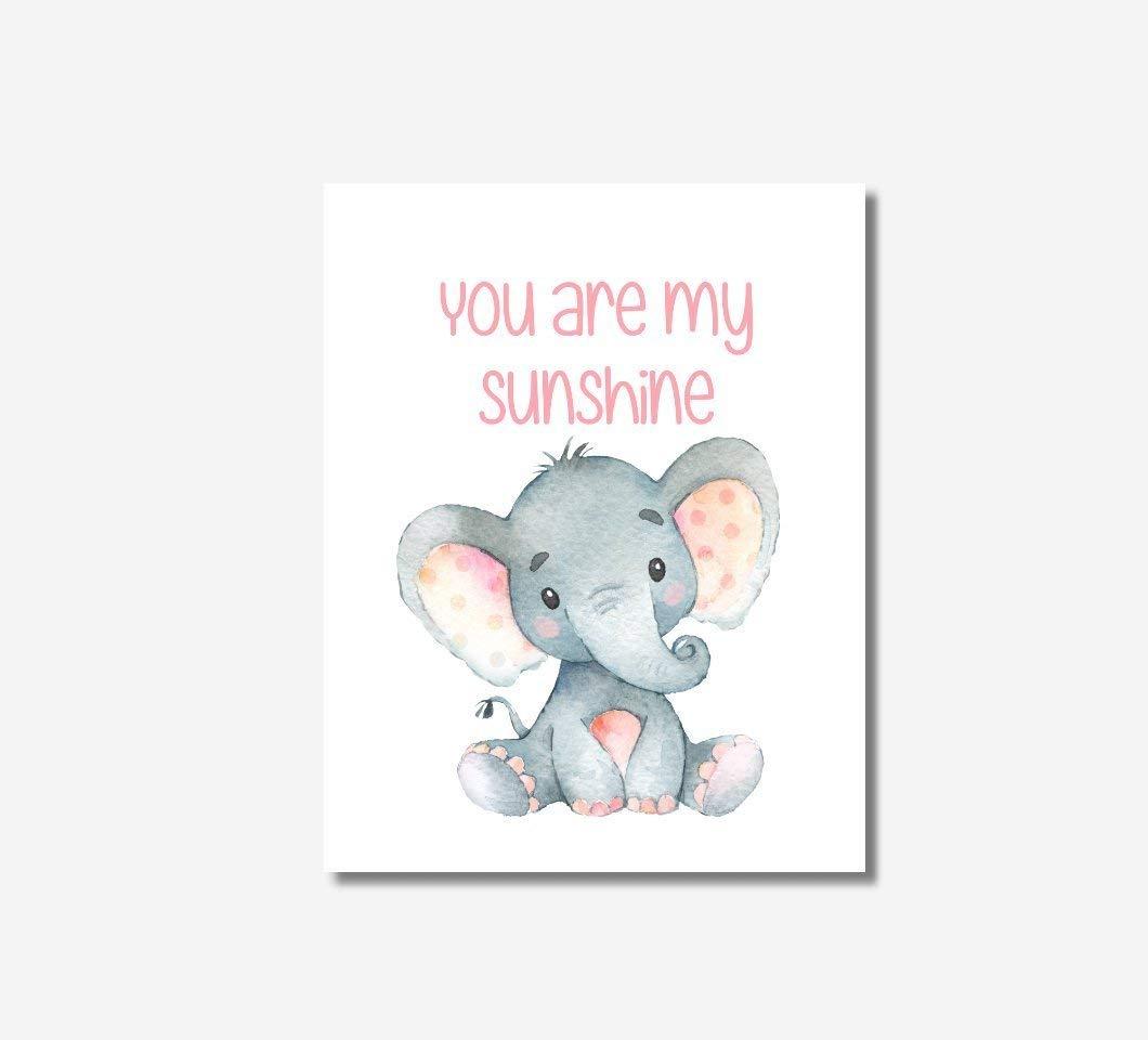 cheap baby elephant nursery