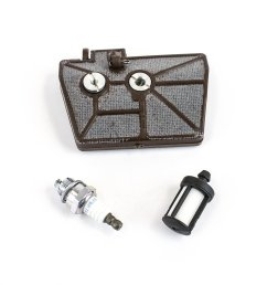 stihl maintenance kit for 038 ms380 ms381 with spark plug air filter fuel filter [ 1200 x 1256 Pixel ]