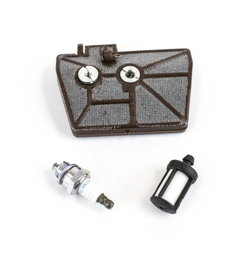 small resolution of stihl maintenance kit for 038 ms380 ms381 with spark plug air filter fuel filter