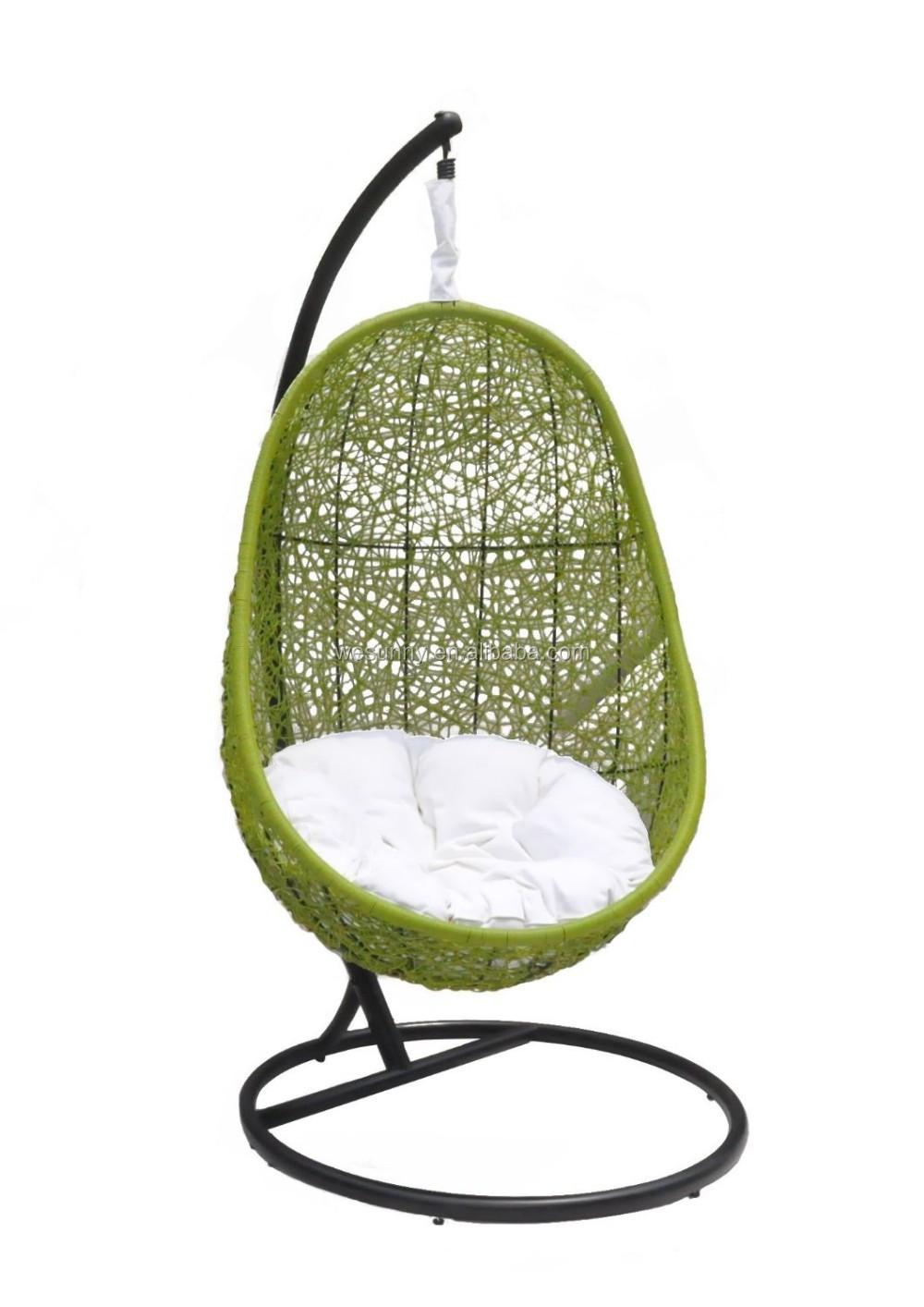 Super Comfortable Indoor Rattan Egg Swing Chair  Buy