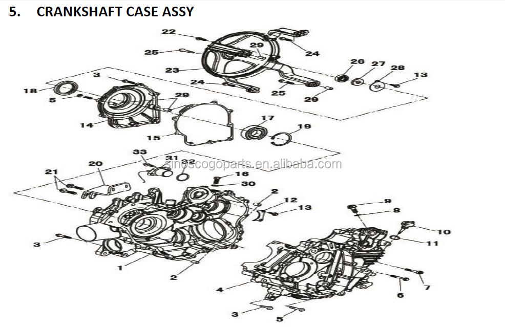 Spark Plug,Spark,Hisun Atv500-atv700 Parts,Massimo Utv