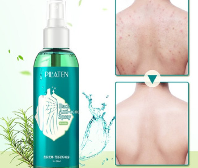 Pilaten Natural Best Body Spray For Acne Buy Body Scrub For Acne Spraybest Body Spray For Acnebest Acne Spray Product On Alibaba Com