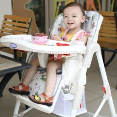 Adult Baby High Chair Camouflage Recliner Chairs Restaurant Feeding
