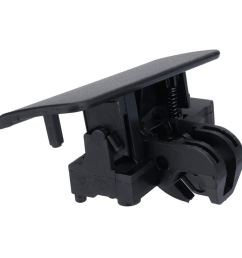 get quotations for fiat grande punto black glove box front lid handle catch 735426145 durable [ 1096 x 1096 Pixel ]