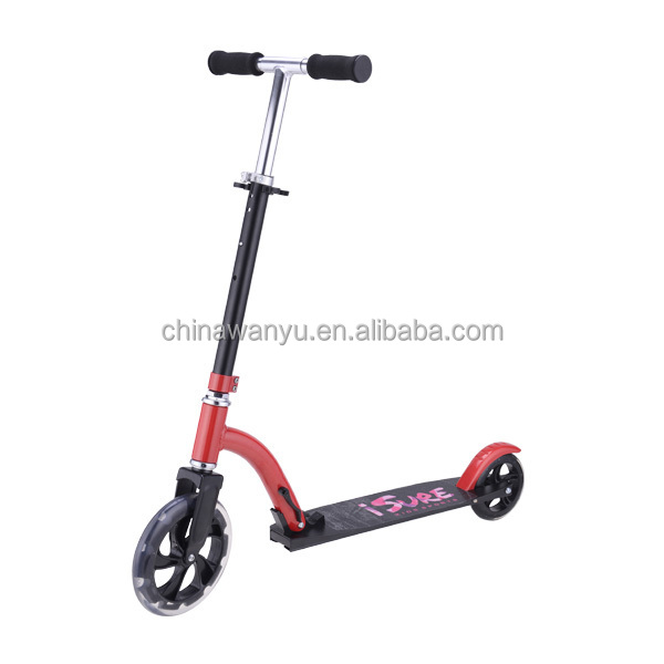 Big Wheel Adult Kick Scooter 2 Wheels Scooter, View 2