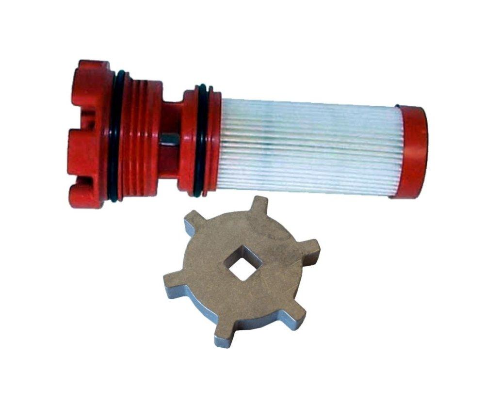 medium resolution of get quotations oem mercury marine outboard verado optimax red fuel filter 35 8m0060041 tool
