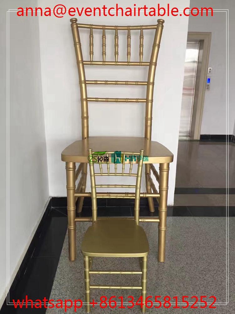 Silla apilable silla De Madera Chiavari Silla Tiffany de Color OroSillas de maderaIdentificacin del producto60542396554spanishalibabacom