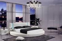 C551 Modern Round Shape Sex Bed,Bed Room Set