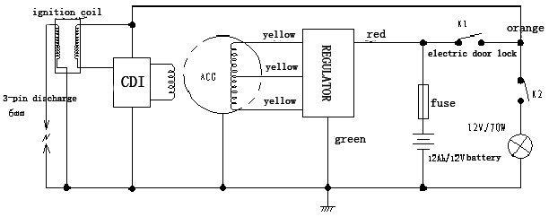 three phase electrical wiring diagram vw golf mk6 three-phase full wave ca250 motorcycle voltage regulator rectifier - buy ...