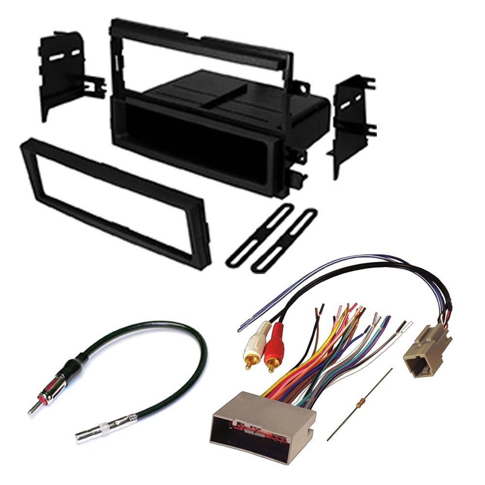 hight resolution of get quotations ford f250 f350 f450 super duty car radio stereo radio kit dash installation mounting wiring harness