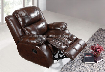 genuine leather chair and a half rocker recliners vibrator recliner lazy boy