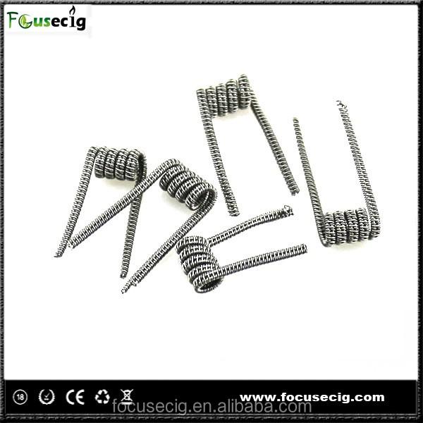 Ecig Resistance Diy Wire Fast Heating Alien Coil Vape