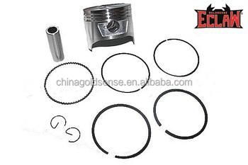 Machinery Engine Parts Aluminum Die Casting Piston Gx160