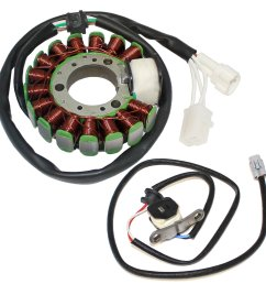 get quotations caltric stator fits yamaha tw200 tw 200 trailway 200 2001 2014 2015 [ 1500 x 1500 Pixel ]
