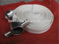 2 Inch Pvc Rubber Mixed Fire Fighting Hose With Coupling ...