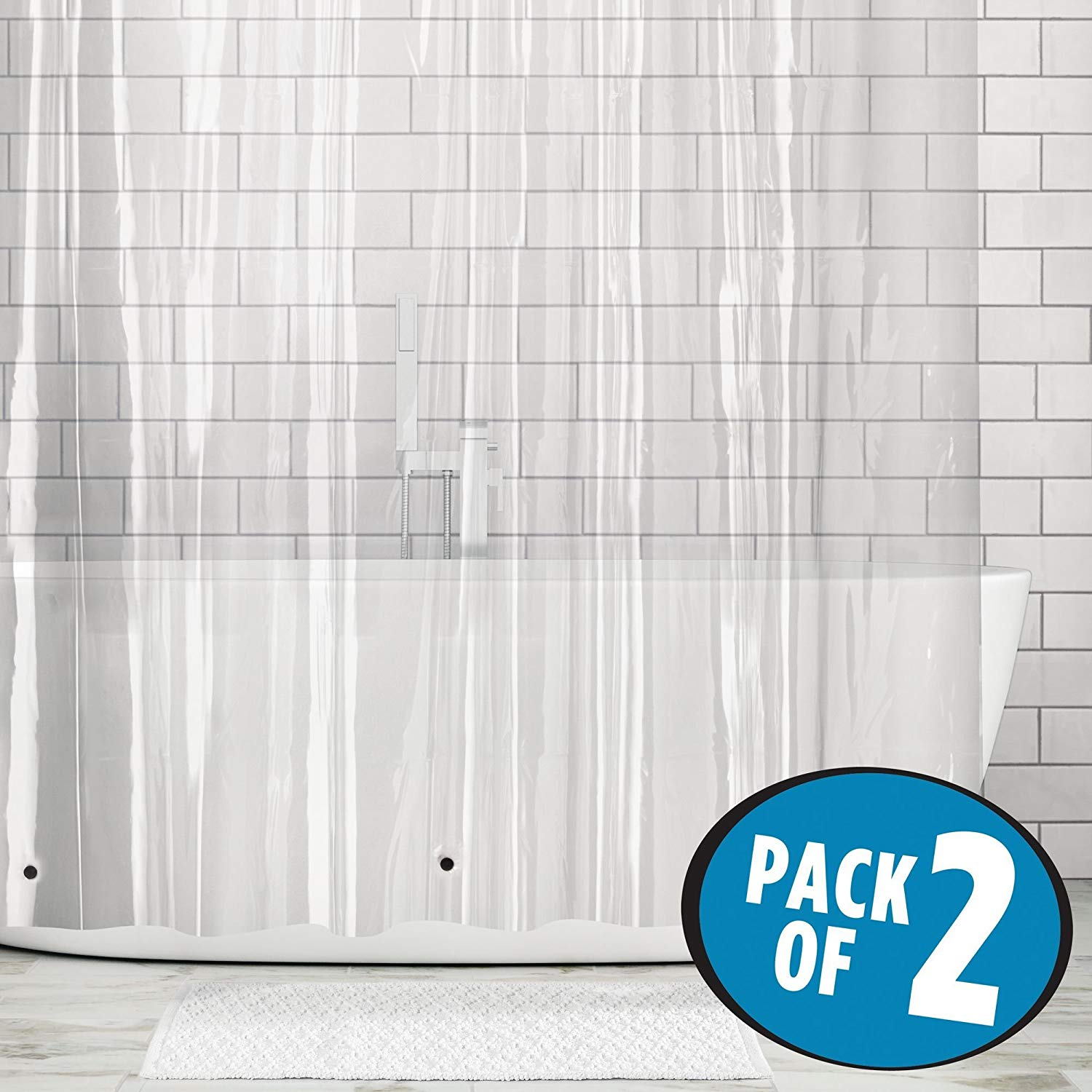 and extra wide shower curtain