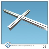 Metal Ceiling Track,Suspended Ceiling Cross Tee,T Bar