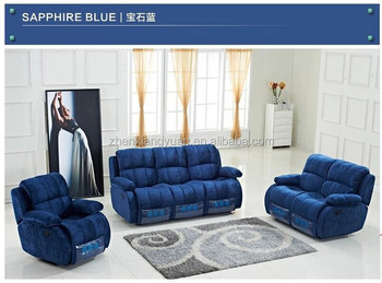 electric sofa set how tall should a table lamp be next to comfortable modern cinema leather recliner 3 2 1 2719 reclining
