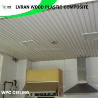 Eco-friendly New Material Wpc Bathroom Ceiling Material ...
