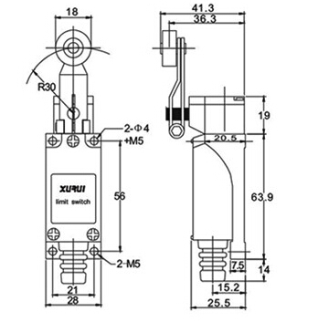 Relay Contact Form Starter Solenoid Wiring Diagram ~ Odicis