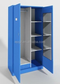 School Dormitory Cheap Popular Tall Wood Storage Cabinets ...