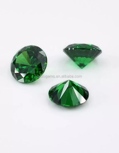 Alibaba recommend wholesale price diamond cut loose stone medium emerald cubic zirconia meaning for jewelry also rh